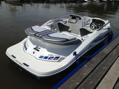 SEADOO SPEEDSTER 200 - 370 HP SUPERCHARGED - BLUE 2005 for ...