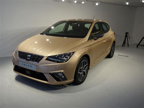 SEAT Ibiza 2018   Autocosmos.com