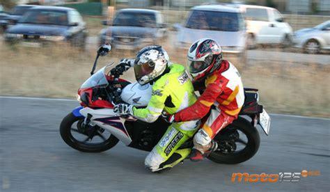 Sección Legislación   Moto 125 cc