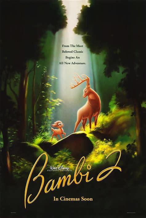 Sección visual de Bambi 2, el príncipe del bosque ...