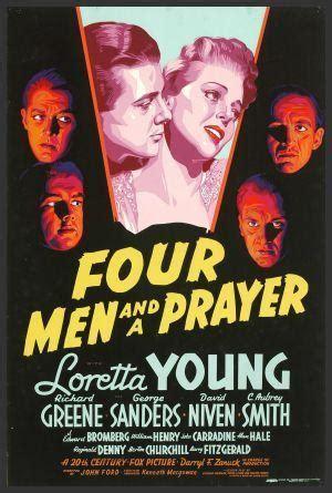 Sección visual de Cuatro hombres y una plegaria   FilmAffinity