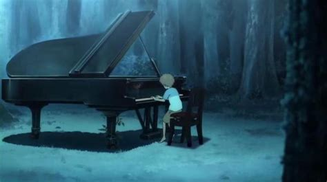 Sección visual de El bosque del piano   FilmAffinity
