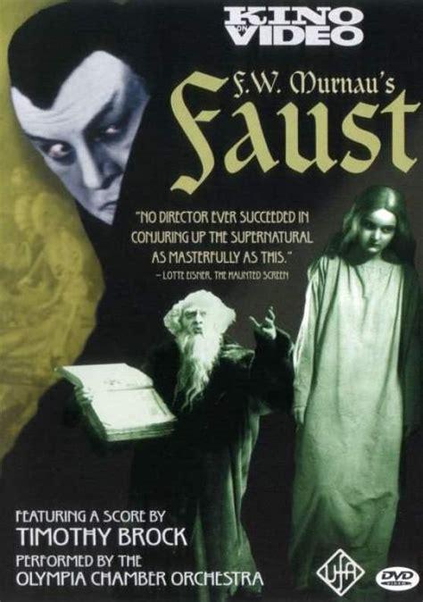 Sección visual de Fausto   FilmAffinity