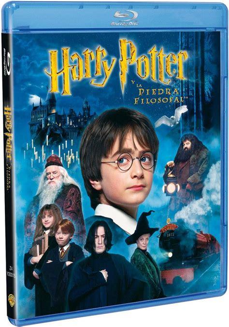 Sección visual de Harry Potter y la piedra filosofal ...