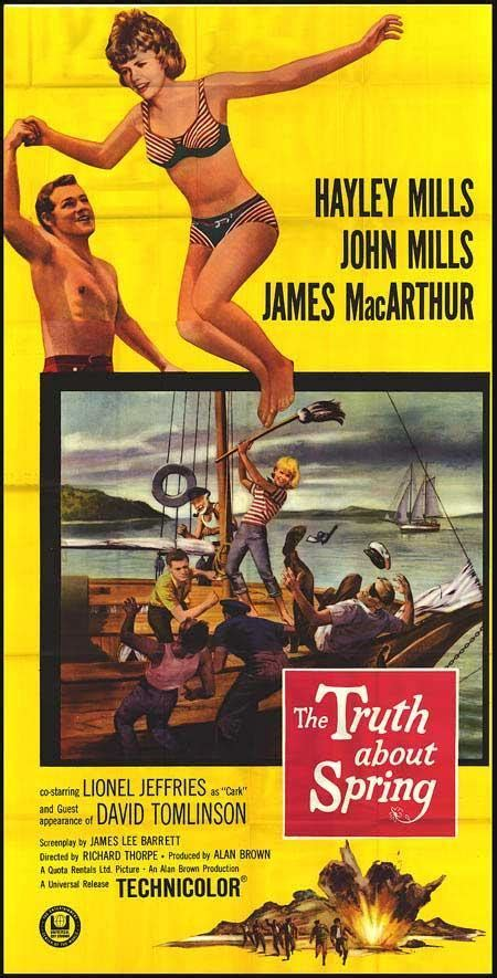 Sección visual de La verdad sobre Spring - FilmAffinity