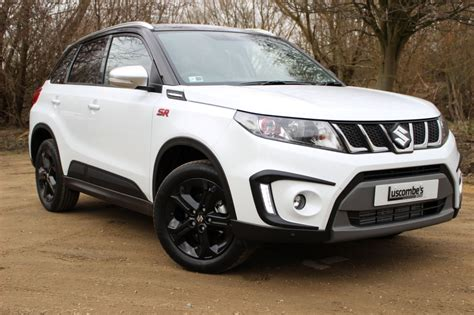 Second Hand Suzuki Vitara 1.4 Booster Jet SR 4x4 Exclusive ...