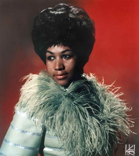 See Aretha Franklin Through the Years