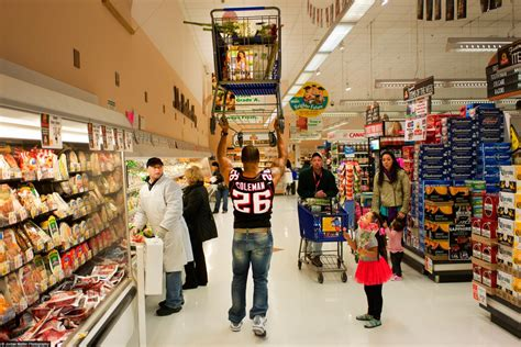 See this image of  Sunday Shopping  / Erik Coleman / NFL ...