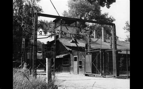 Segunda Guerra Mundial: campos de concentración de ...