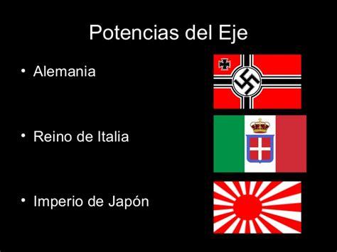 Segunda guerra mundial: ¿Que países participaron en la ...