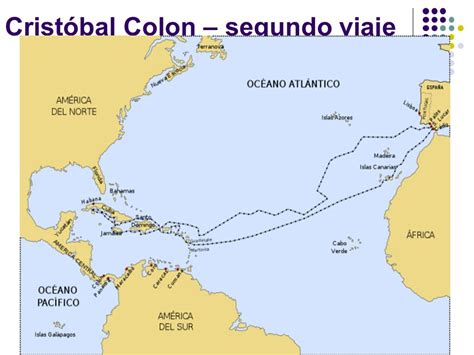Segundo Viaje De Cristobal Colon Pictures to Pin on ...