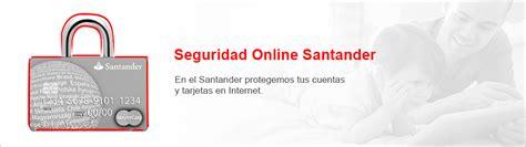 Seguridad Online Santander   Tus datos en buenas manos ...