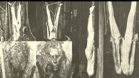 Seiral Killers #2 - Ed Gein( O Massacre Da Serra Eletrica ...