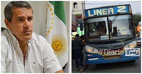 """""""El servicio de transporte es pésimo"""", dijo Corregido ..."""