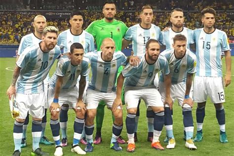Seleccion Argentina 2018