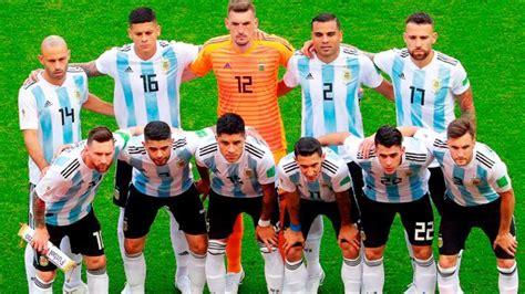 Selección Argentina: el 1x1 de la albiceleste tras quedar ...