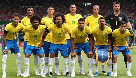 Selección Brasil: Neymar, Marcelo, Coutinho y compañía ...