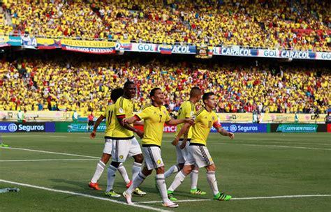 Selección Colombia: Alineación oficial ante Argentina ...