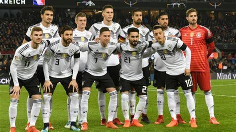 Selección de Alemania: la campeona quiere igualar a Brasil ...
