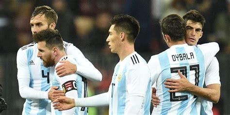 Selección de Argentina: Paulo Dybala no sería convocado ...