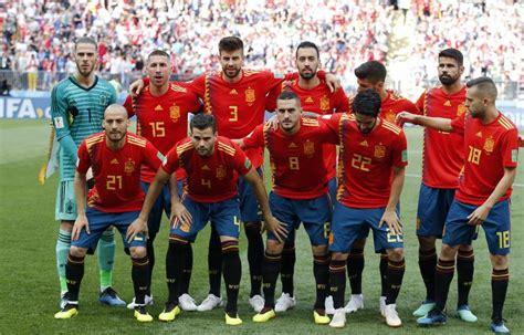 Selección de España: Alineación oficial del Inglaterra vs ...