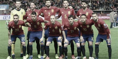Selección de España en Mundial Rusia 2018: FIFA y la razón ...