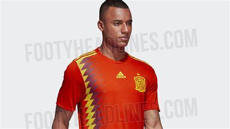 Selección de España: Filtran la posible camiseta de la ...