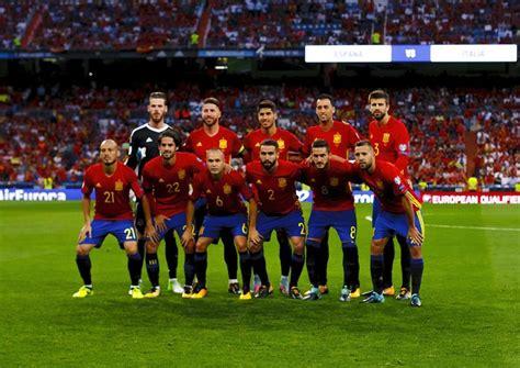 Selección de España: Sin miedo: Esta España puede ganar el ...