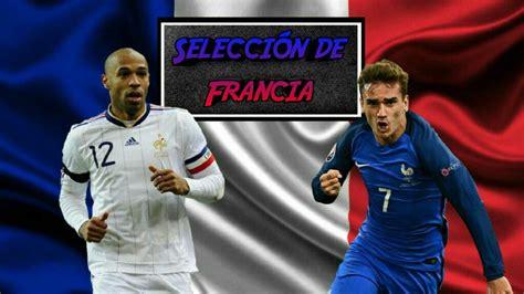 Selección de Francia   Fútbol Amino