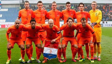 Selección de Holanda busca nuevo entrenador para las ...