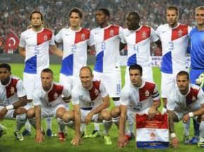 Selección de Holanda - Mundial Brasil 2014 | El Universo