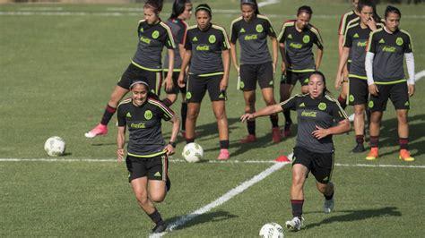 Selección Femenil anuncia convocatoria para gira europea ...