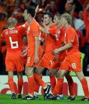 Selección Holanda | Club De Fútbol Águilas del América