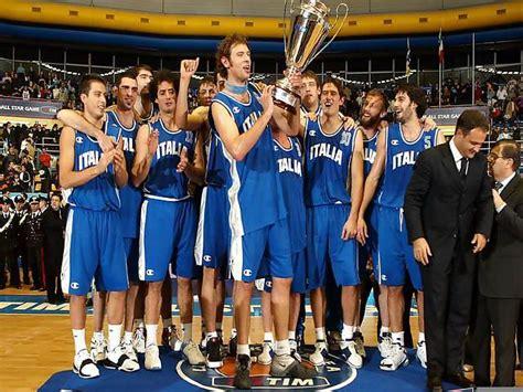 Selección Italiana 100 - TIM All Stars LEGA 98