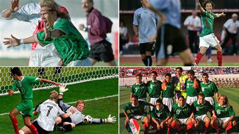 Selección Mexicana: Balance positivo de México cuando ...
