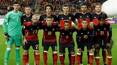 Selección Mexicana: Bélgica, con todo su arsenal para ...