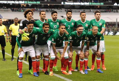 Selección Mexicana cae un peldaño en primer ranking de ...