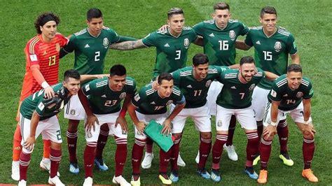 Selección mexicana: el 1x1 de la victoria de México sobre ...