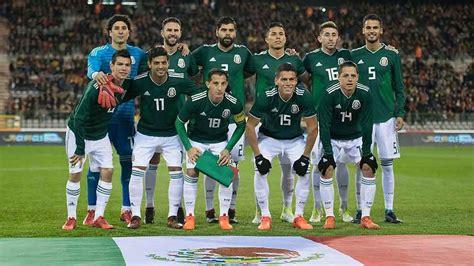 Selección Mexicana: Elige a los jugadores de la selección ...