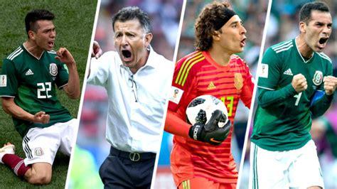 Selección Mexicana: Los 50 datos que nos deja la selección ...