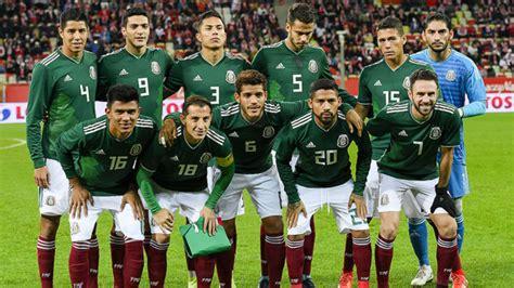 Selección Mexicana: México jugará ante Croacia e Islandia ...