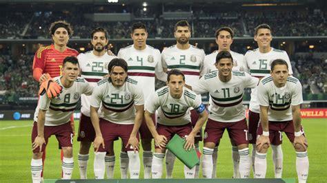 Selección Mexicana: México no se mueve de su puesto en el ...