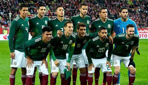 Selección mexicana: preocupación por 3 jugadores que ...