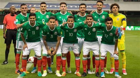 Selección Mexicana, sin cambios en el ranking FIFA   AS México