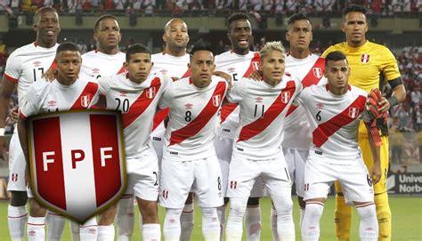 Selección Peruana: los 23 posibles convocados para el ...