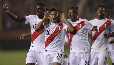Selección Peruana: presidente de la FPF confirmó amistoso ...