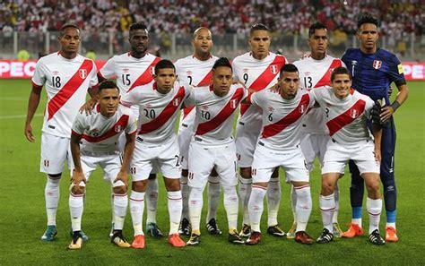 Selección peruana: ¿Qué camiseta usará en cada partido del ...