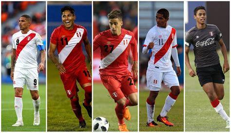 Selección Peruana: ¿Qué delanteros '9' tenemos disponibles ...