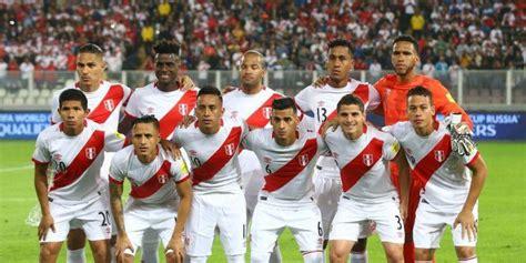 Selección Peruana: ¿Qué resultados le conviene a la ...