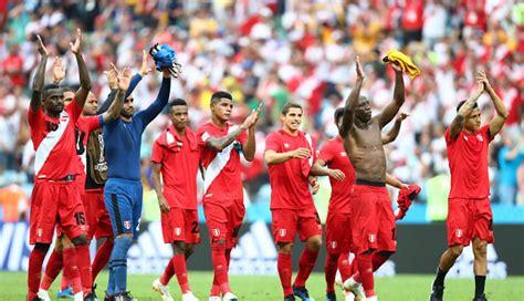 Selección peruana quedó en mejor posición que Alemania ...